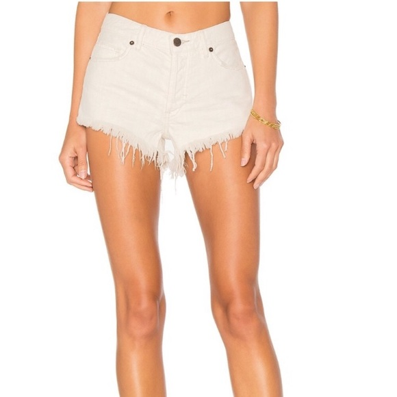 Free People Pants - Free People Soft & Relaxed Cut Off Shorts